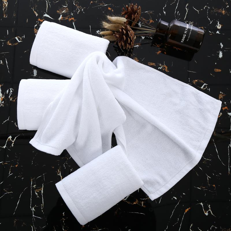 100克21股酒店毛巾